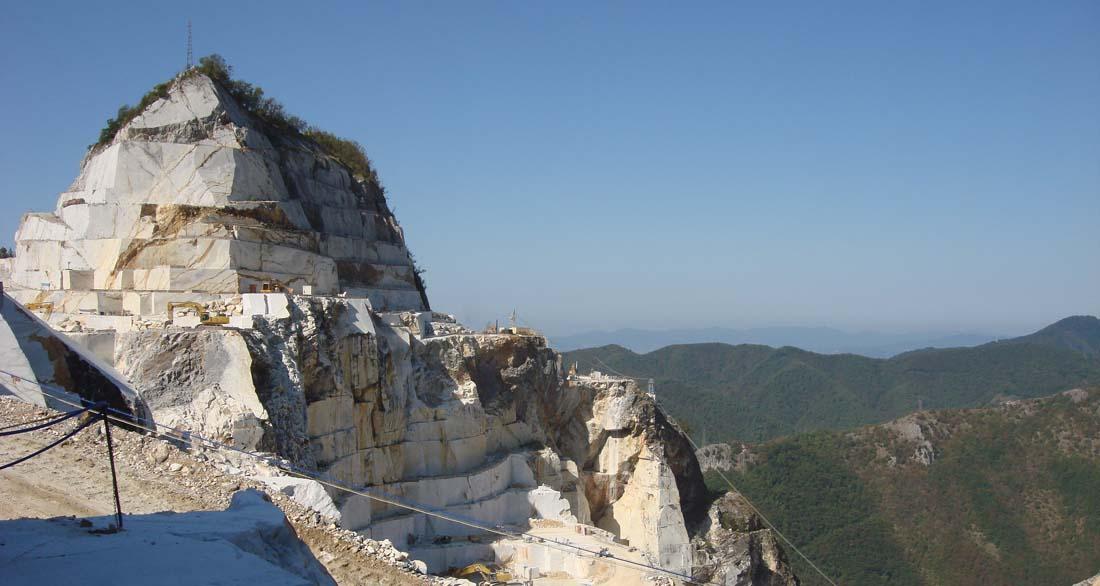 Quarry Calacatta