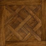 Antique Brushed Oiled Versailles Oak Panel