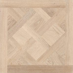 White Oiled Versailles Oak Panel
